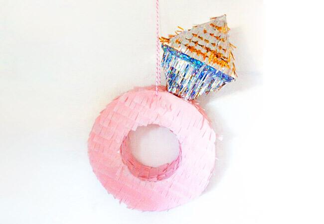 Diamond Ring Pinata