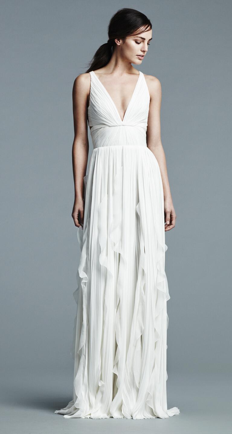 Unique Wedding Dresses Jcrew Sketch - Womens Dresses & Gowns ...