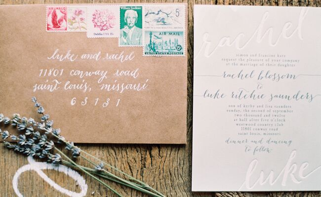 5 Mistakes We Made With Our Wedding Invitations
