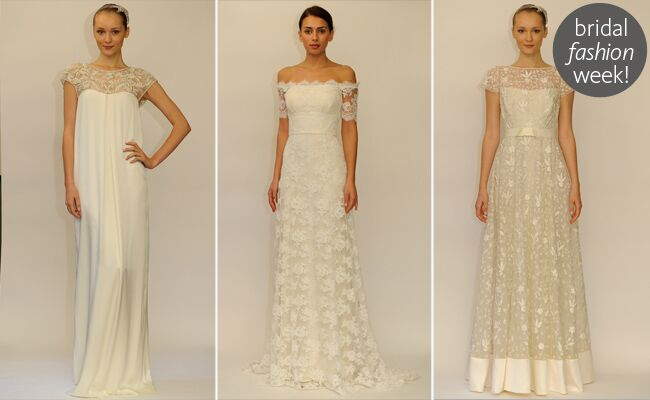 Temperley 2014 2015 Wedding Dresses