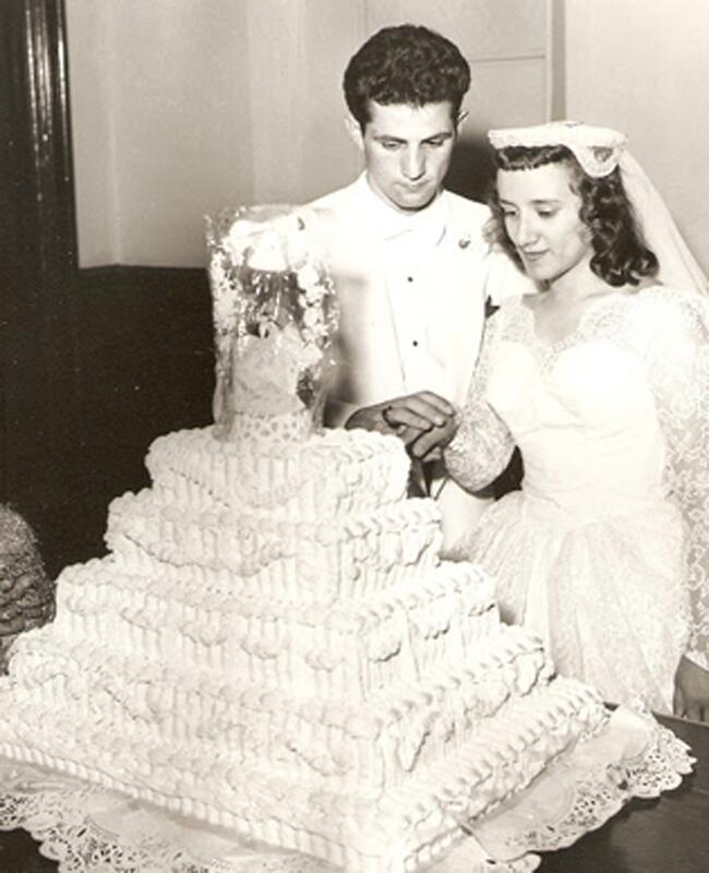 1950s Cake
