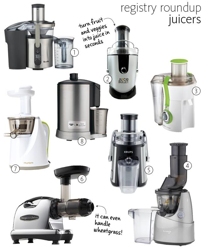 Krups Infinity Slow Juice Extractor : Get Wedding Ready With The Help Of A Juicer