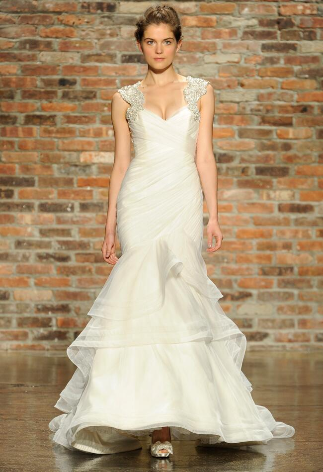 Haley Paige Spring 2-14 Wedding Dresses/ Ameryn