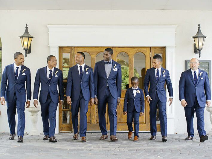 8 Groom Looks to Obsess Over