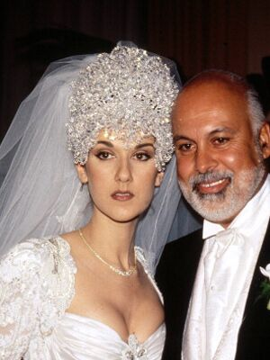 Craziest Celebrity Wedding Dresses