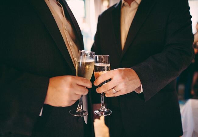 Photo: JBM Weddings // Featured: The Knot Blog