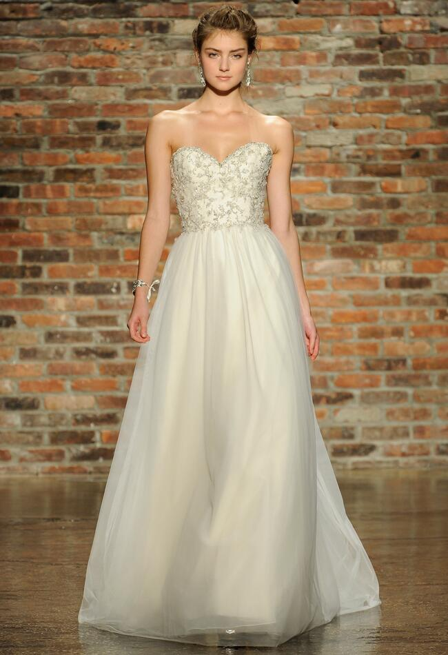 Jim hjelm spring 2014 wedding dresses for Jim hjelm wedding dresses