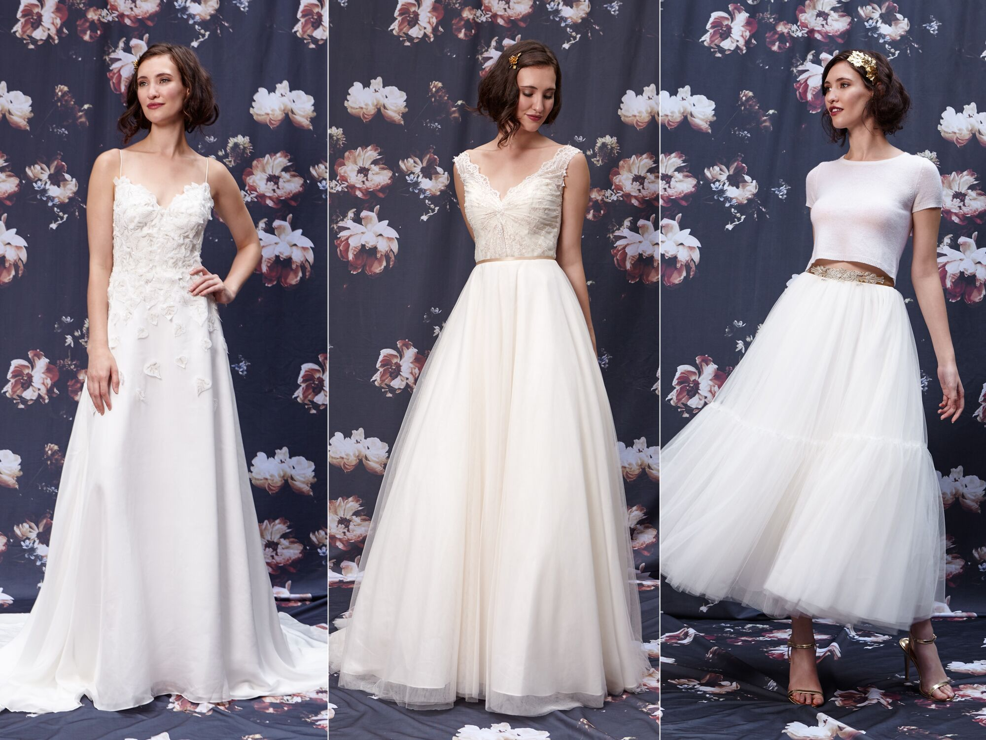 60ef61b735fc4 See Ivy & Aster's Free-Spirited Wedding Dresses for Fall 2016