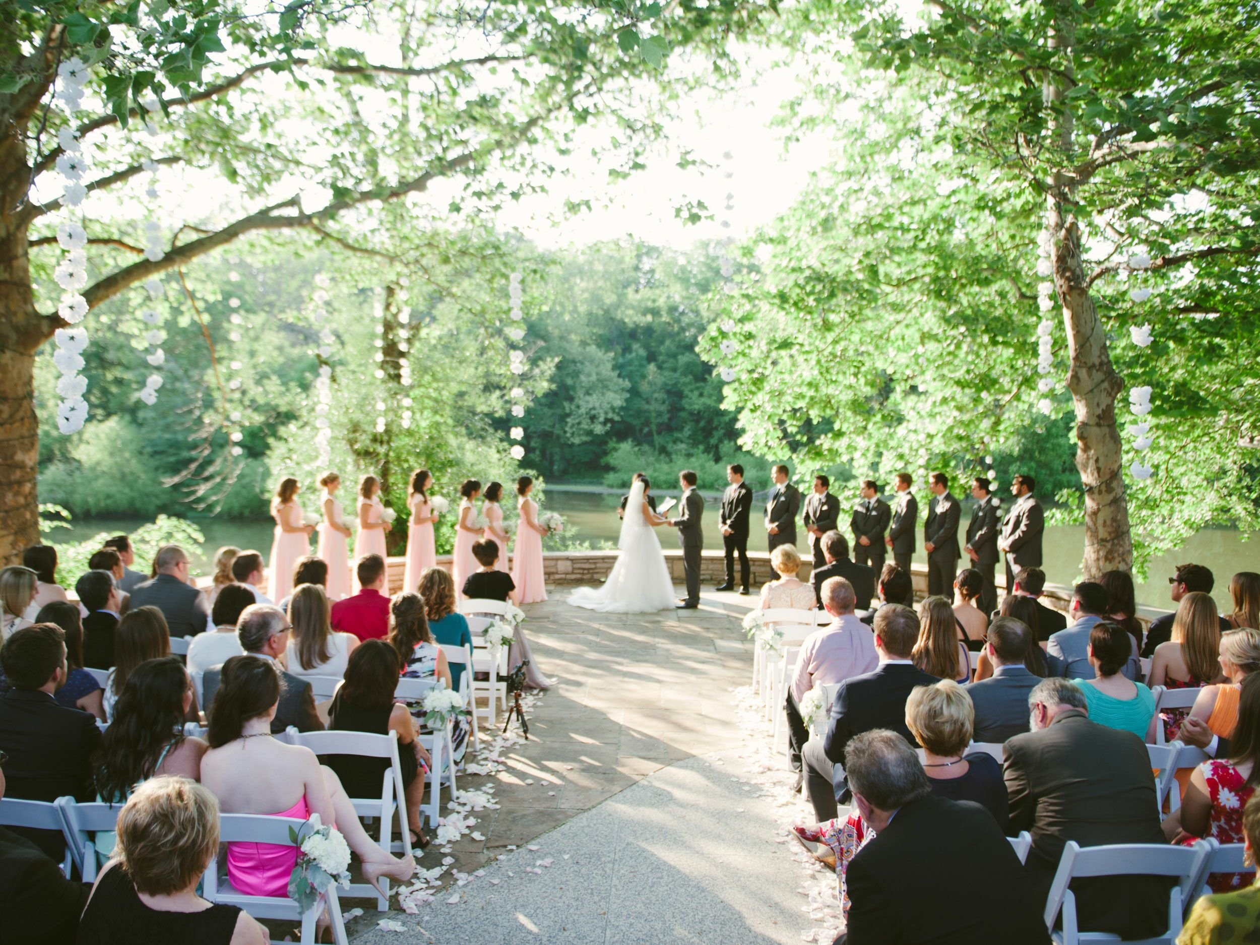 12 ohio woodland venues for a natural wedding junglespirit Images