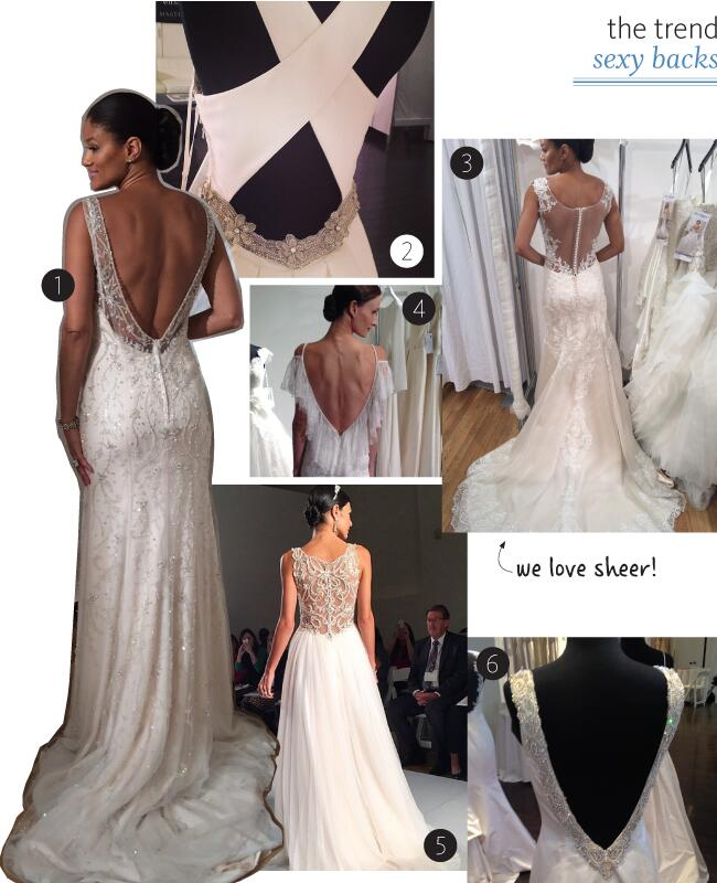 Behind-the-Scenes Couture Show Bridal Fashion Week | blog.theknot.com