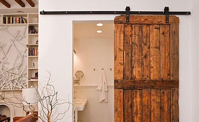 9 Signs Rustic Barn Doors Make Great