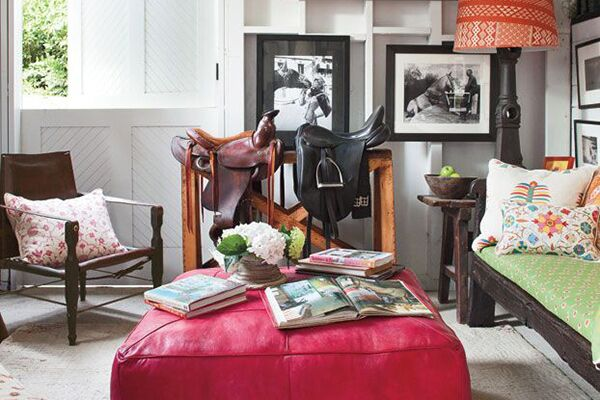 10 Equine Inspired Rooms From Pinterest