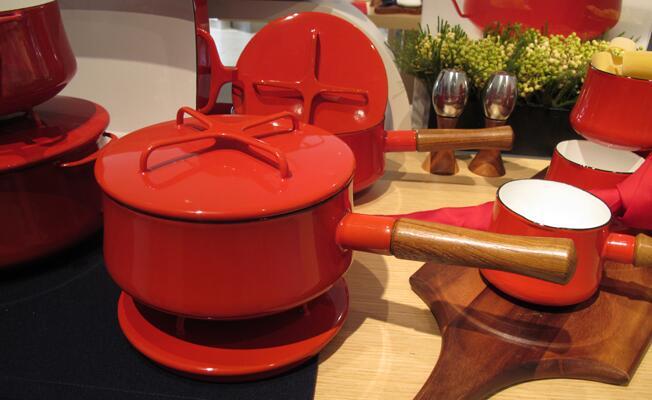 Dansk enamel cookware