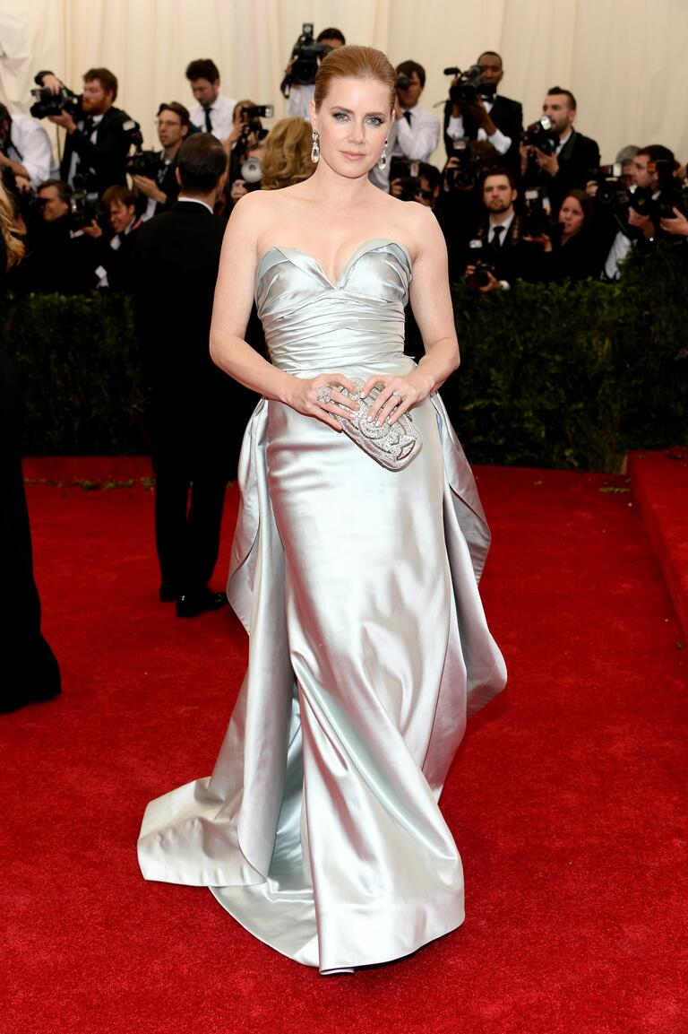 Amy Adams: Getty / TheKnot.com