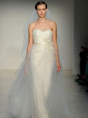 Top 10 Wedding Dress Trends - Spring 2013 Bridal Fashion Week!