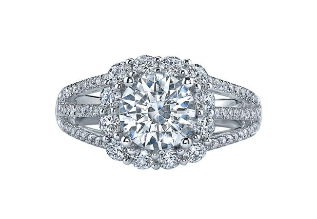 Coast Diamonds//TheKnot.com