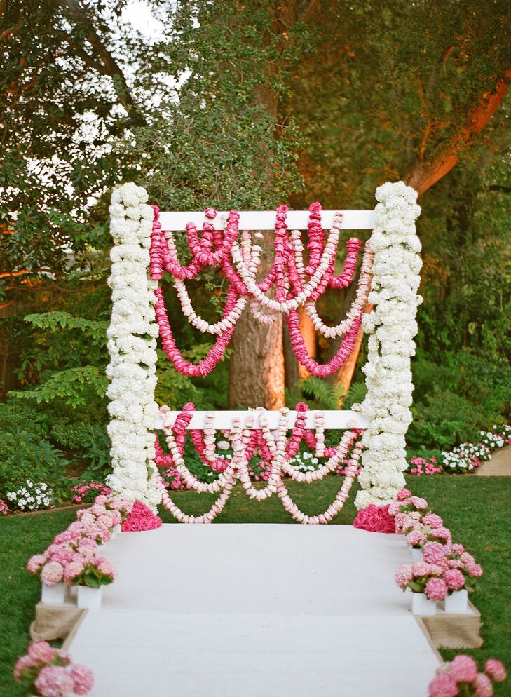 A Preppy Lilly Pulitzer Inspired Wedding At A Private