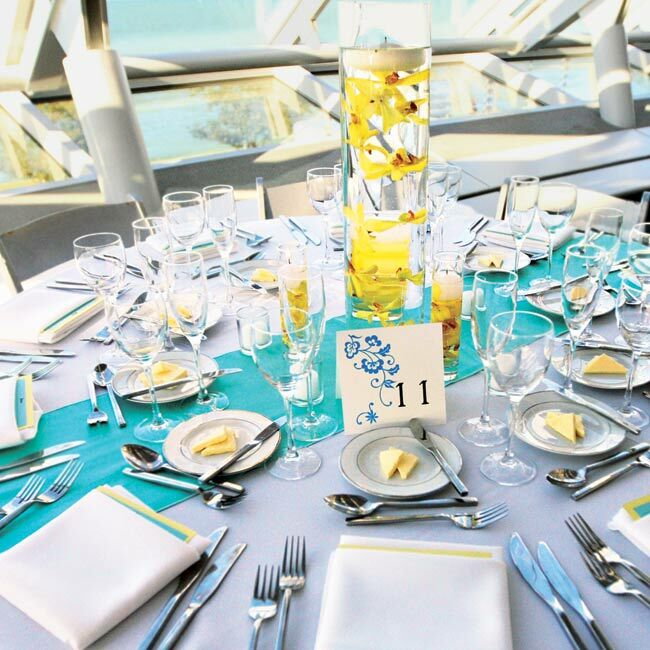 View Wedding Decor: The Reception Decor