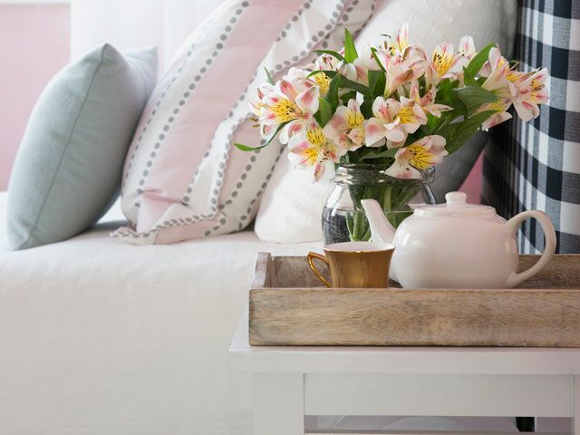 How To Organize Your Bedside Table   Cleaning U0026 Organizing   Decor Tricks