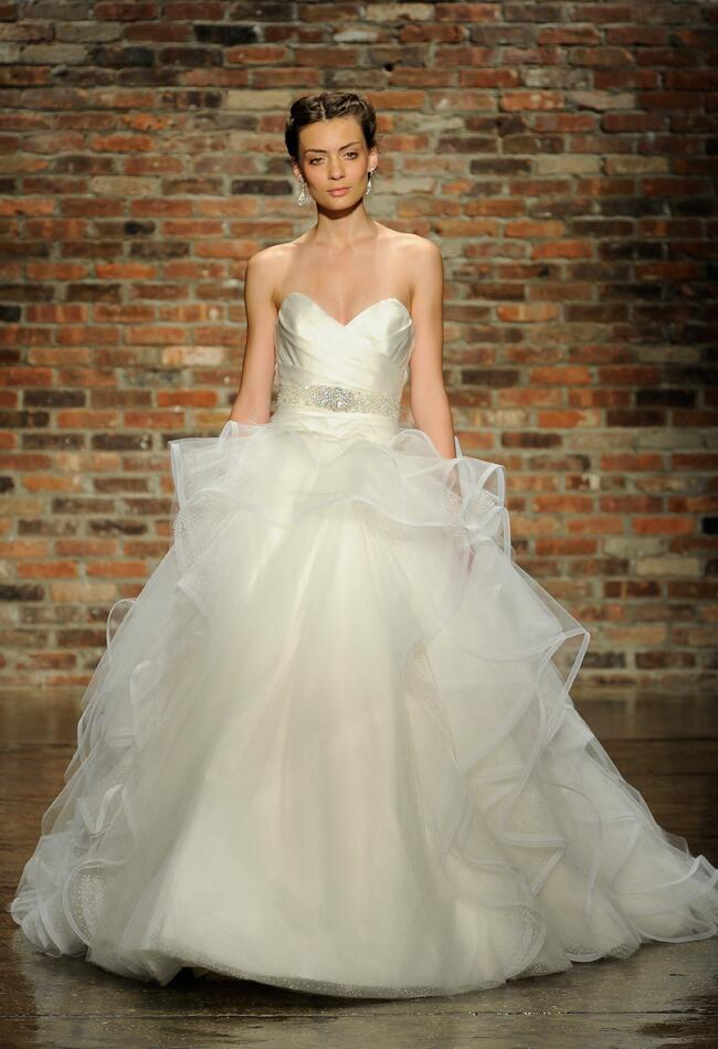 Alvina Valenta Spring 2014 Wedding Dresses