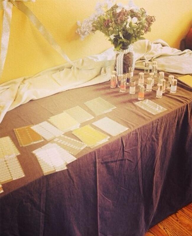 Jill Duggar Manicure Party: Fundie Families / TheKnot.com