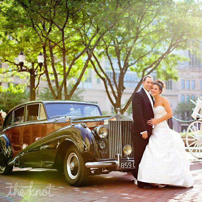Wedding Invitations Indianapolis: A Romantic Wedding In Indianapolis, IN