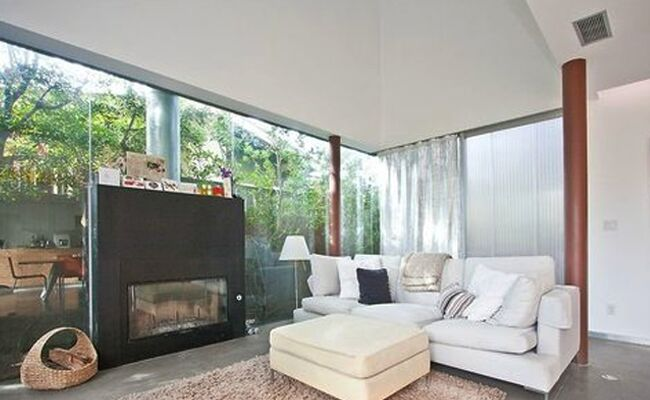 Patrick Dempsey Just Bought A New Mid Century Modern Home