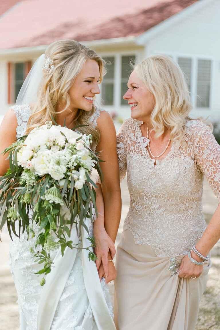Поздравления мама невесты на свадьбе фото