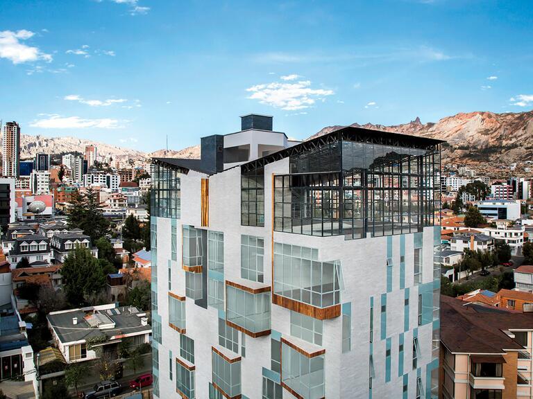 Atix Hotel, La Paz Bolivia