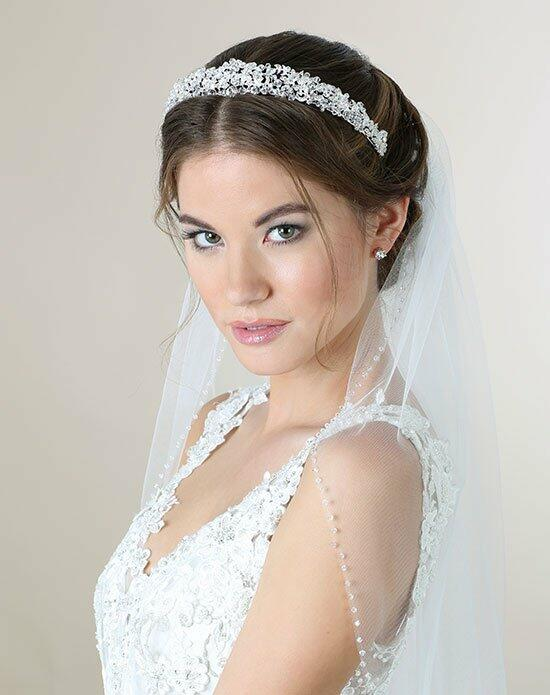 Bel aire bridal 6240 wedding headband the knot for Bel aire bridal jewelry