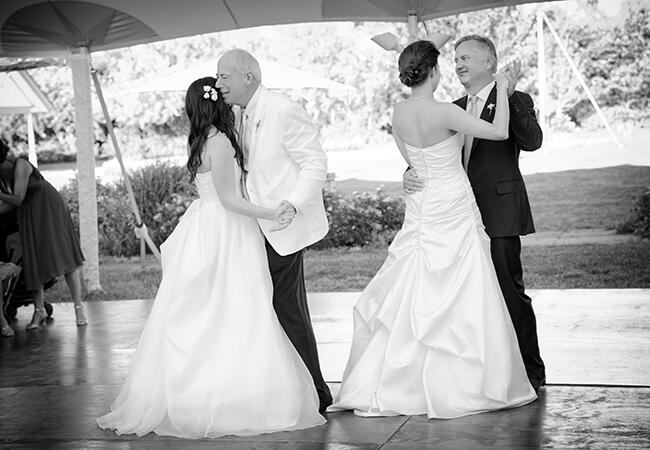 Photo: Fred Marcus Photographers | The Knot Blog