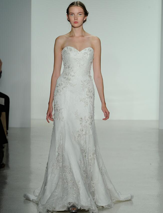 Kelly Faetanini Fall 2014 Wedding Dresses/ Amara