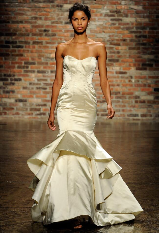 Haley Paige Spring 2014 Wedding Dresses/ Monroe