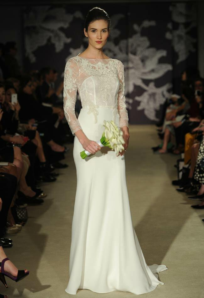 Carolina Herrera Spring 2015 |<img class=