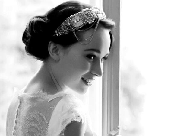 Photo: Aubre's Bridal // Featured: The Knot Blog