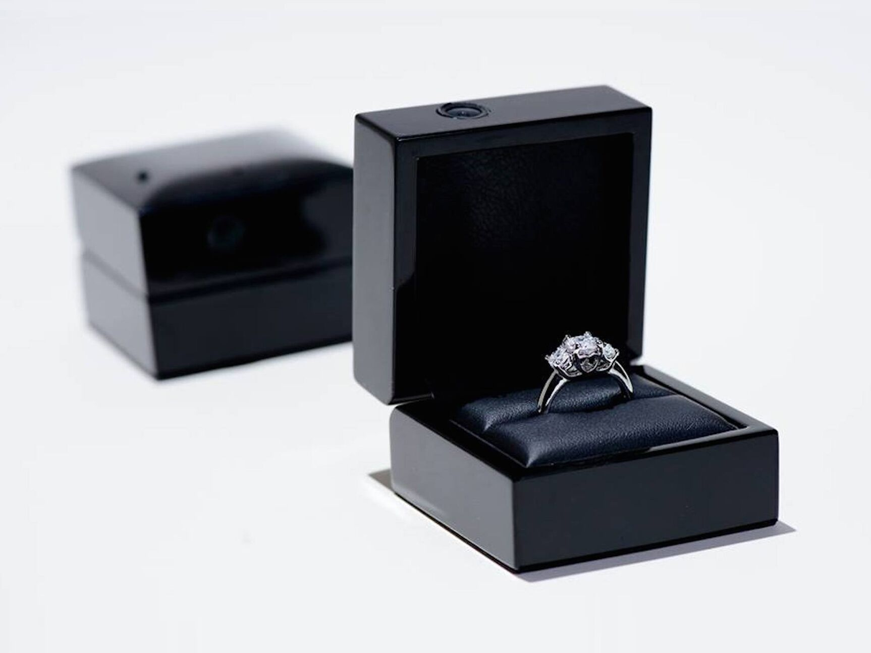 Ring Cam' Lets You Record A Marriage Proposal Without Lifting A Finger