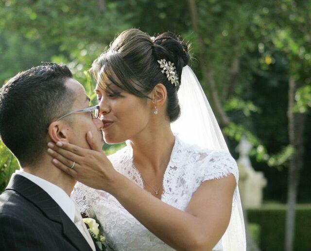 Amber and fernando wedding