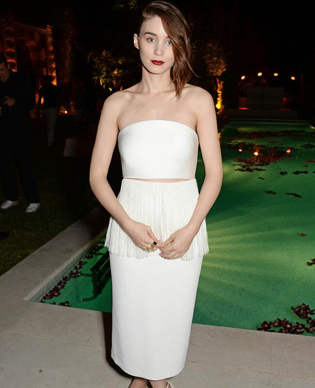 Rooney Mara: Getty Images / TheKnot.com