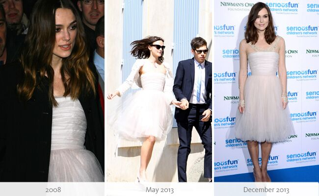 Keira Knightley Was Photographed On The Red Carpet For Seriousfun Charity Event In London Wearing Her Wedding Dress And Now We Re Even More Obsessed