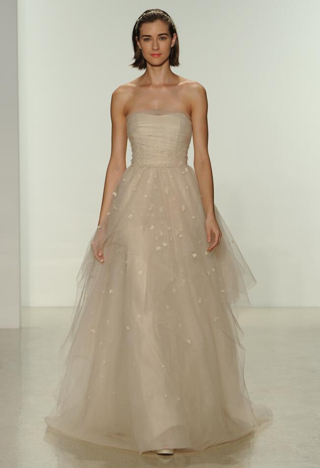 Christos Spring 2015 wedding dress |<img class=