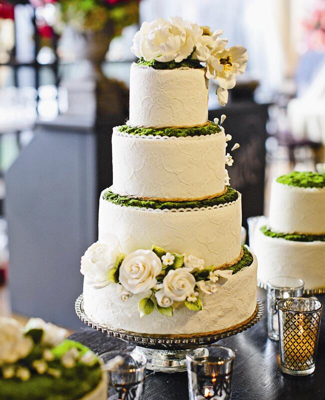 6 Hottest Wedding Ideas For 2014: The Best Wedding Cakes Of 2014: See The Photos