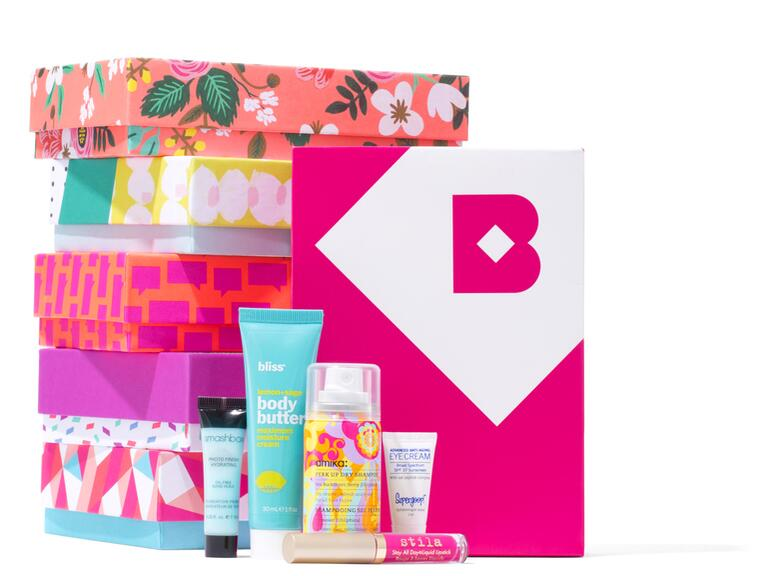 Birchbox bridal shower gift idea