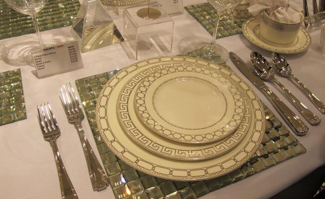 Mikasa Calista dinnerware