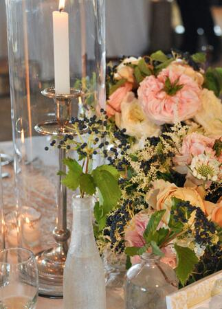 Reception Decor // John & Joseph Photography // Planner: Details Details // Location: Ponte Winery