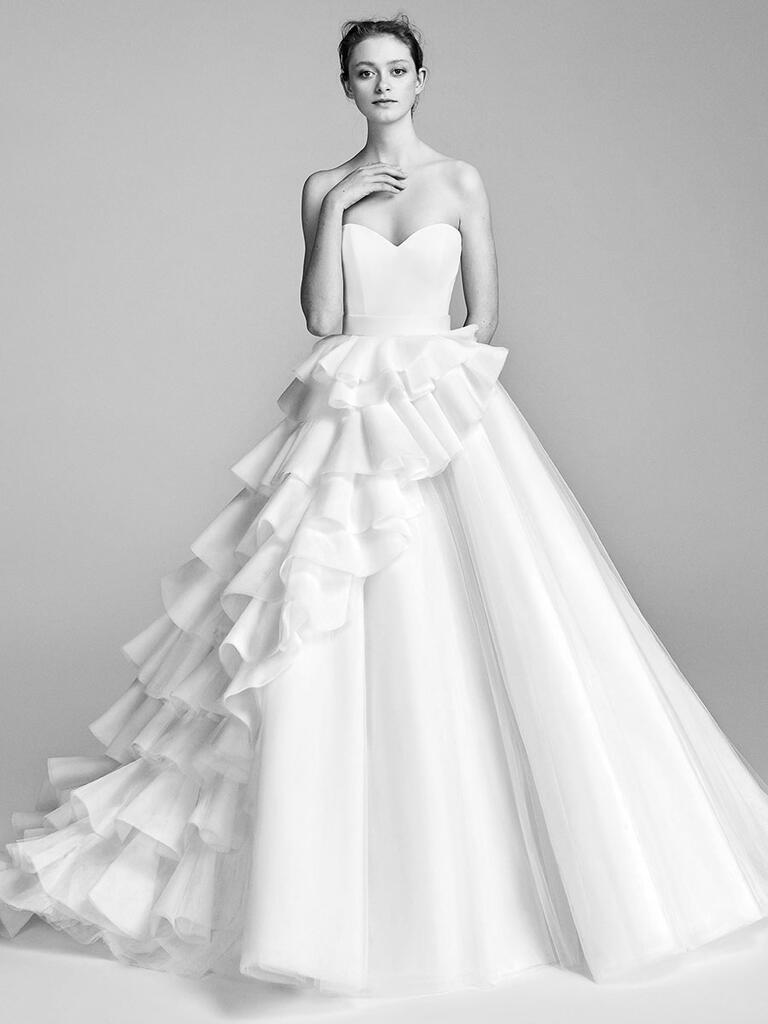 To check out all the bridal fashion week galleries plus wedding dress
