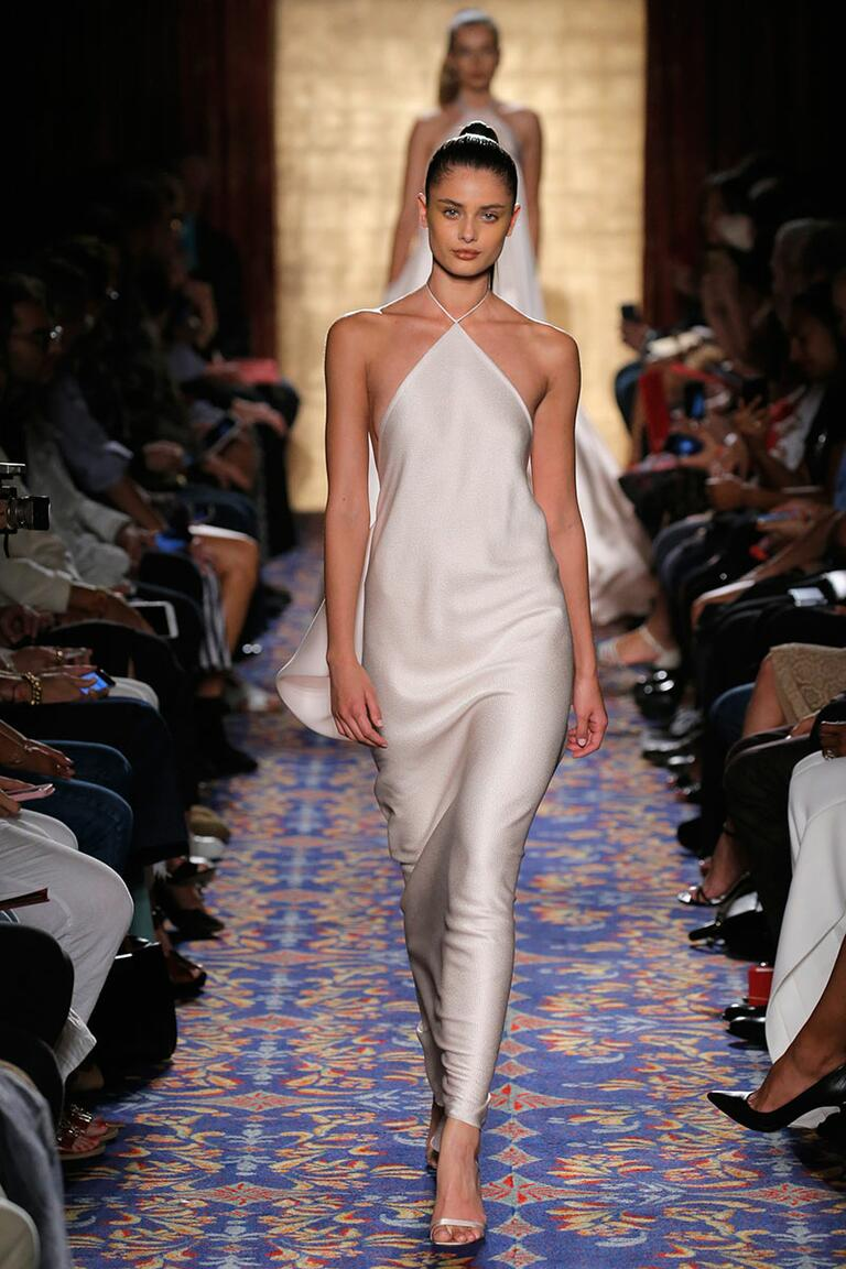 Brandon Maxwell SS 2017 fashion week collection