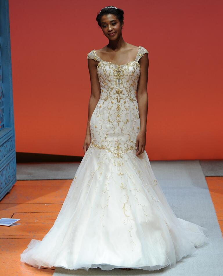Alfred Angelo Wedding Dress: Disney Fairy Tale Weddings By Alfred Angelo Bridal Fashion