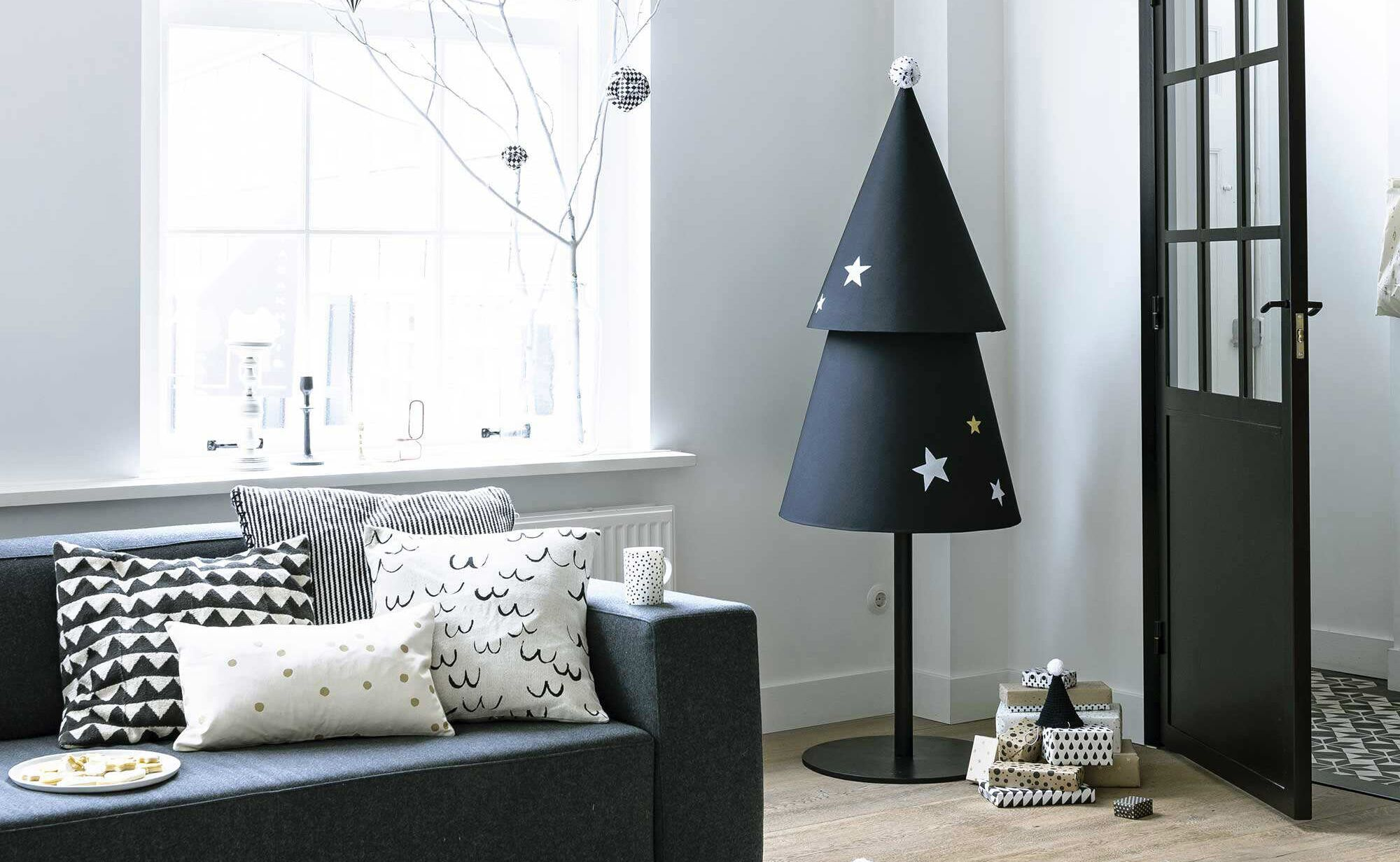 Non traditional christmas tree ideas - Non Traditional Christmas Tree Ideas 2