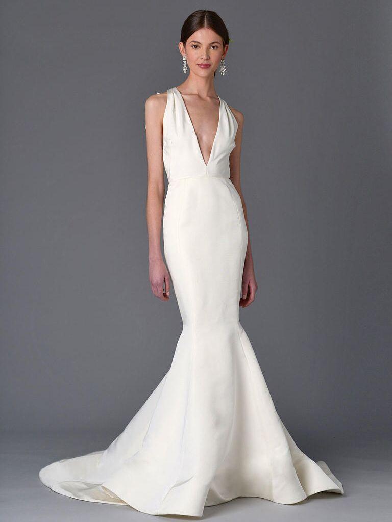 8a857096504 Marchesa Spring 2017 Collection: Bridal Fashion Week Photos