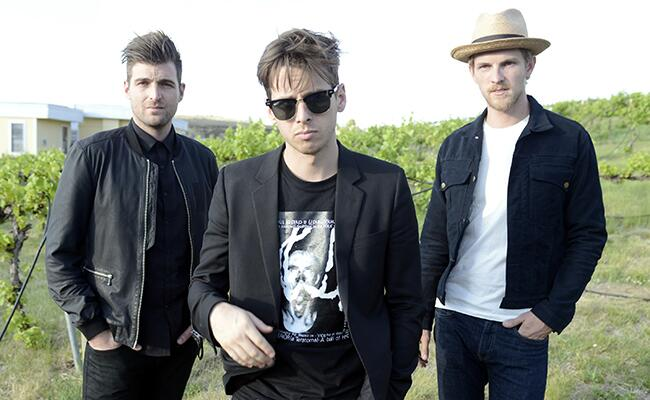 Foster the People : Getty / TheKnot.com